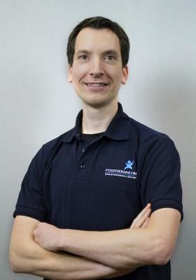 Fysiotherapeut Richard Cost